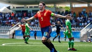 Espanya no ha tingut problemes per emportar-se el triomf