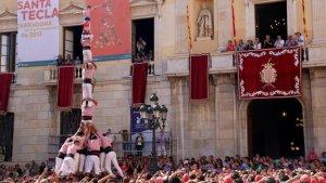 Imatge d'arxiu dels Xiquets de Tarragona