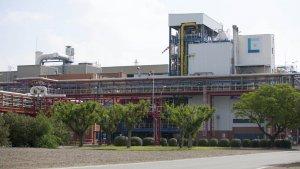 Imatge de la planta d'ELIX Polymers, a Tarragona
