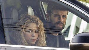 Imatge de Shakira i Gerard Piqué