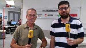 Josep Almirall i David Prats presentaran la catorzena temporada del 3 Rondes a Catalunya Informació.
