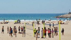 La platja de la Paella acollirà la jornada esportiva