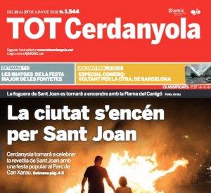 La portada del TOT 1544