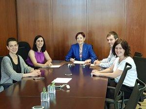La UAB signa un acord amb Cerdanyola i l'ICD per atendre casos de violència masclista