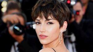 L'actriu Ursula Corberó durant el Festival de Cinema de Cannes.