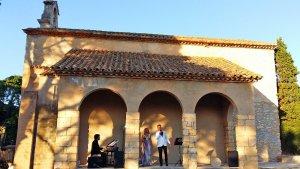 L'Ermita de Berà va acollir la celebració de l'aplec de les parròquies de l'Arxiprestat del Tarragonès llevant