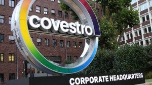Logotip de l'empresa Covestro