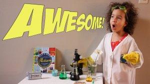 Los mejores experimentos caseros para niños pequeños y mayores.