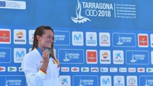 Mireia Belmonte ha guanyat una plata en 800 metres lliures però ha decebut en 400 metres estils