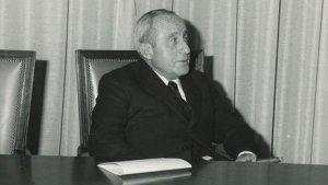 Pedrol Rius, a primers dels 70