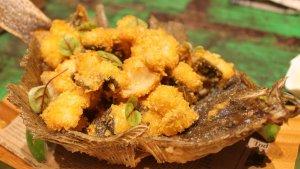 Rèmol amb maionesa de kimchi a Barrut
