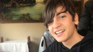Roberto, de 14 anys, desaparegut a Santa Coloma de Gramanet.