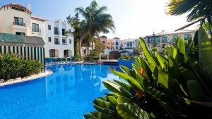 Un dels hotels de PortAventura que acollirà els esportistes.