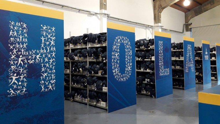El Centre Logístic Tarragona obre les seves portes al Refugi 1 del Moll de Costa de Tarragona