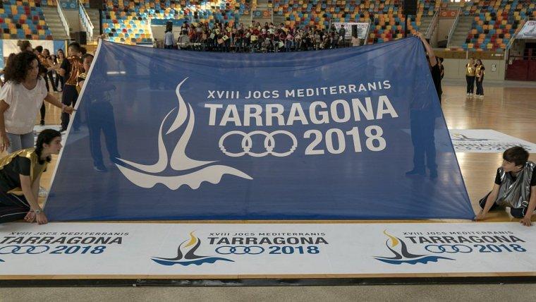 Els Jocs Mediterranis Tarragona 2018 ja són aquí