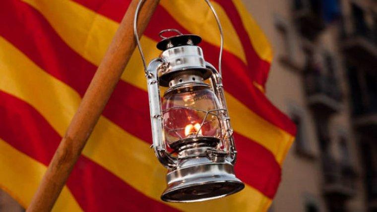 La flama del Canigó és un símbol històric de la catalanitat