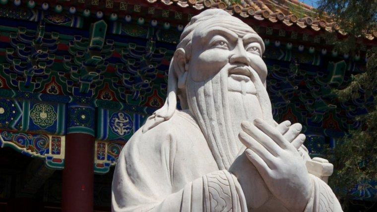 Las 44 mejores frases de Confucio para reflexionar.