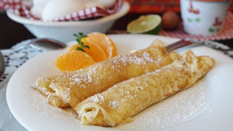 Las crepes son una de las recetas más fáciles de preparar, ideal para hacer en familia.
