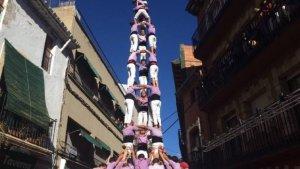3de9f de la Jove de Tarragona a la diada del Quadre de l'any passat
