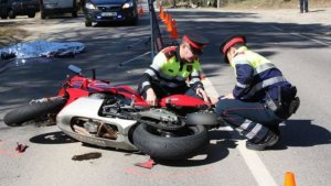 accident moto