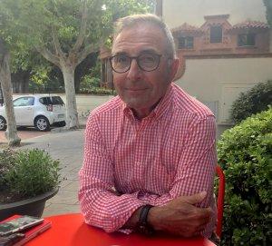 Andrés Rueda, a Bellaterra