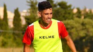 Borja Herrera, nou futbolista del CF Reus Deportiu.