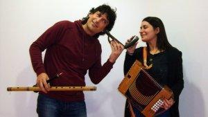 Cati Plana i Pau Puig faran un concert divendres, 6 de juliol, a Reus