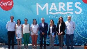 Coca-Cola presenta a Salou «Mares Circulares», un projecte de neteja de costes
