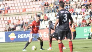 David Rocha, torna al Gimnàstic de Tarragona