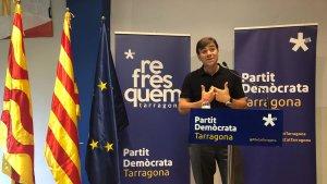 Dídac Nadal, escollit alcaldable de Tarragona pel PDECat
