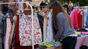 El Flea market és una gran opourtunitat per reciclar la roba