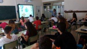 El Punt del Voluntariat de Cambrils es desplaça als Instituts