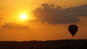 El sol i la calor intensa seran els protagonistes d'aquest diumenge