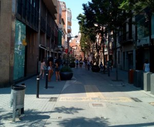 Els carrers de Rubí