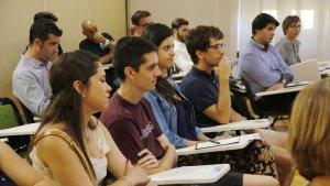 Els participants del projecte Enginy rebran una formació especialitzada en parcs temàtics