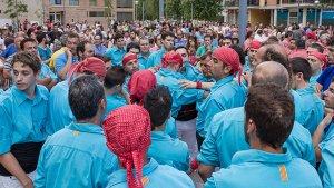 Els Xiquets de Vila-seca actuaran dins els actes de la Diada Nacional.