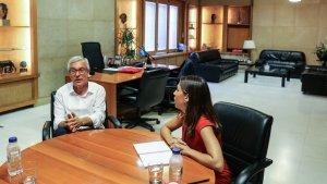 Entrevista a l'alcalde de Tarragona, Josep Fèlix Ballesteros