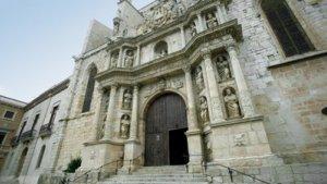 Església de Santa Maria de Montblanc.