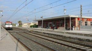 Estació de tren de l'Arboç