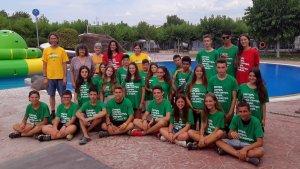Foto de grup dels participants
