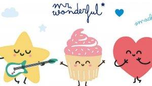 Frases de Mr. Wonderful para empezar el día con buen pie.