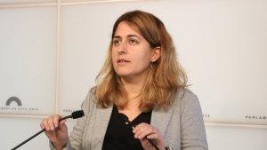 Imatge d'arxiu de la coordinadora general del PDECat, Marta Pascal.