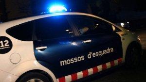 Imatge d'arxiu d'un vehicle dels Mossos d'Esquadra