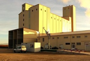 Imatge de la fàbrica a Lleida de Premier Pigs