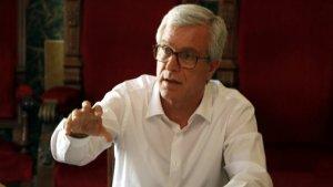 Imatge de l'alcalde de Tarragona, Josep Fèlix Ballesteros