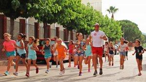 Javier Carrascosa completarà 430 quilòmetres, des de Roda fins al penyal d'Ifac, a Alacant