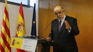 Joan Sabaté és, des d'aquest dimecres, el nou subdelegat del govern espanyol a Tarragona.