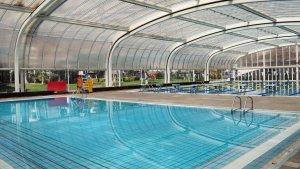 La coberta de la piscina municipal de Salou es reformarà