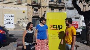 La CUP ha fet pública una petició adreçada a la Generalitat de Catalunya perquè cedeixi els immobles d'herències intestades a l'Ajuntament de Valls.