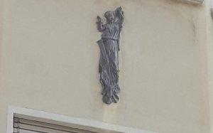 La deessa del Raval de Montserrat de Terrassa